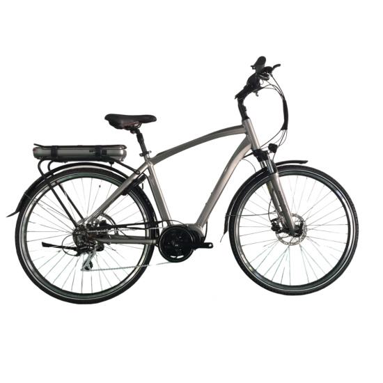 Bici eléctrica BA Urban Tour MID