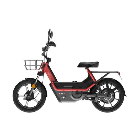 Bici eléctrica Super SOCO DU