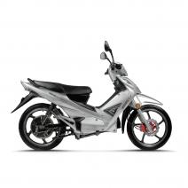 Moto eléctrica GO